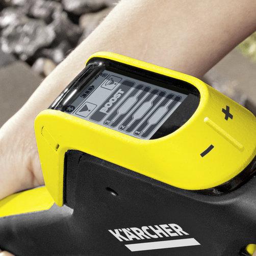 K 7 Smart Control Home: Функция Boost за справяне с упоритите замърсявания