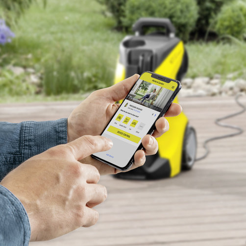 K 4 Power Control Car & Home: Приложение Home & Garden