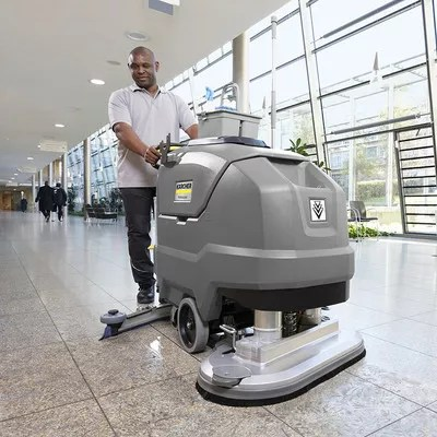floor scrubber rentals karcher