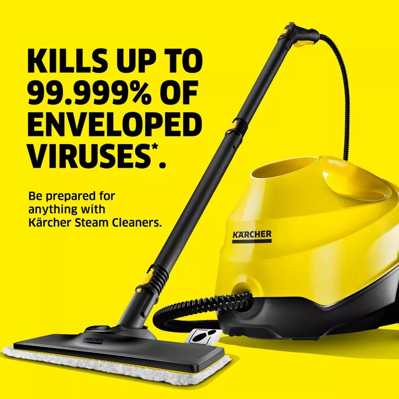 steam cleaners mops karcher uk