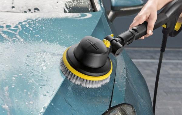Wb 100 Rotating Wash Brush Rcher International