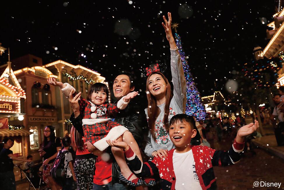 【優惠門票】香港迪士尼樂園門票:1日門票(電子票) - KKday