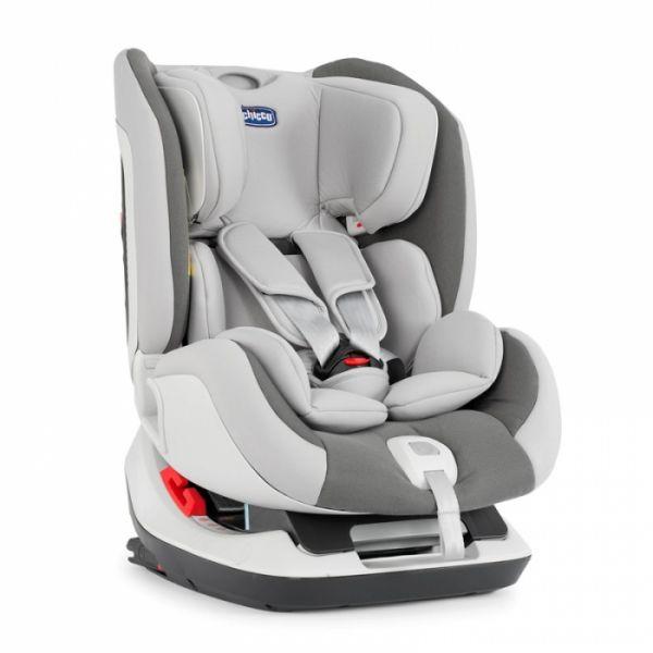 Chicco Cadeira Auto Seat Up Isofix 012 Grey  KuantoKusta
