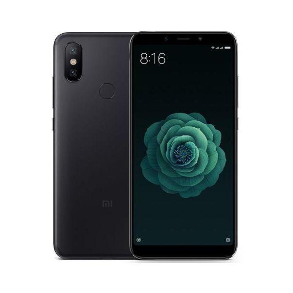 Smartphone Xiaomi Mi A2 Dual SIM 4GB64GB Black