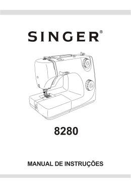 Manual de instruções SINGER TRADITION 2250