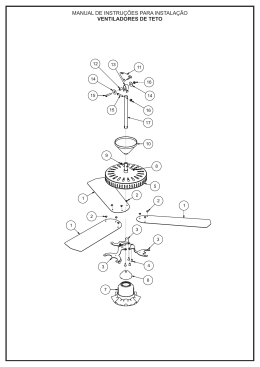 811 09 05 Rev2 UM Ventilador de Teto Air Control [778281]