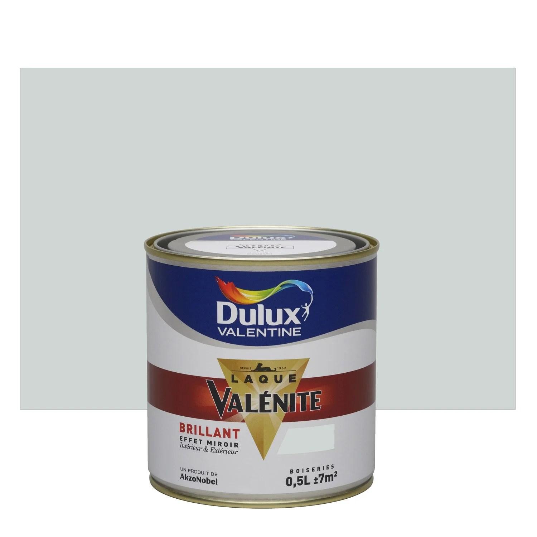Peinture Gris Perle Brillant DULUX VALENTINE Valnite 05