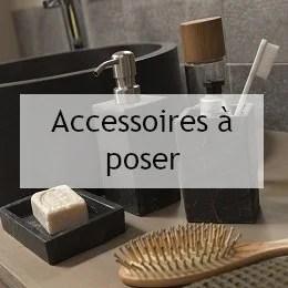 accessoires de salle de bains