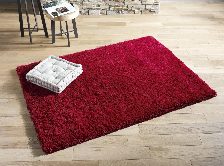 Un tapis pour habiller votre salon  Leroy Merlin