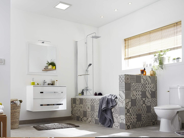 salles de bains modernes styles et tendances