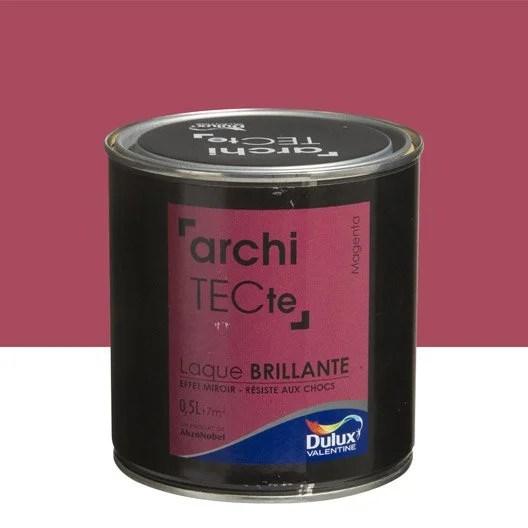 Peinture Rose Magenta DULUX VALENTINE Architecte 05 L