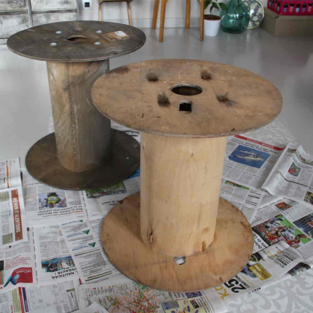 DIY Fabriquer Une Table Basse Design Leroy Merlin