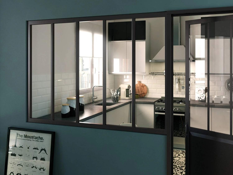 Verriere Interieure Atelier Cuisine Salle De Bains Et Chambre Leroy Merlin