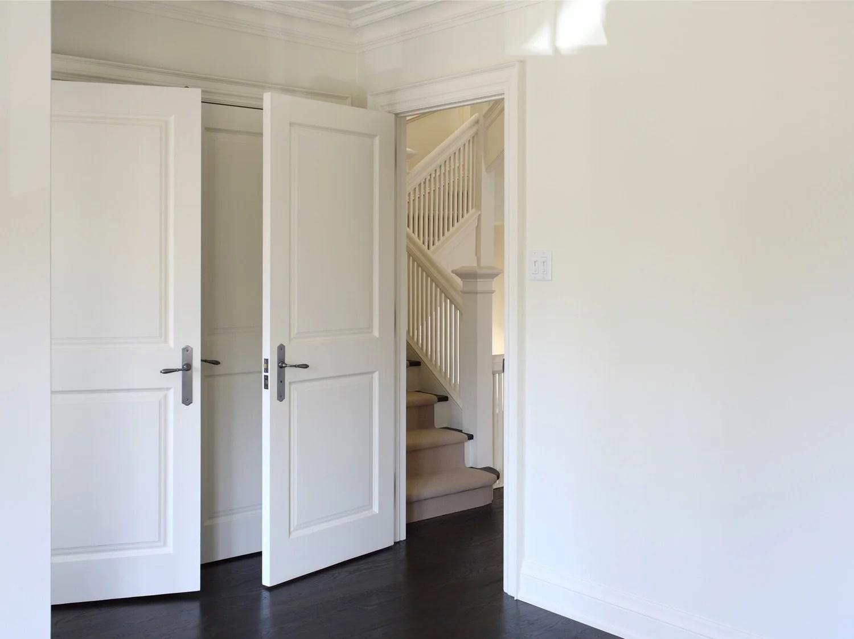 Porte coulissante porte intrieure verrire et escalier  Leroy Merlin