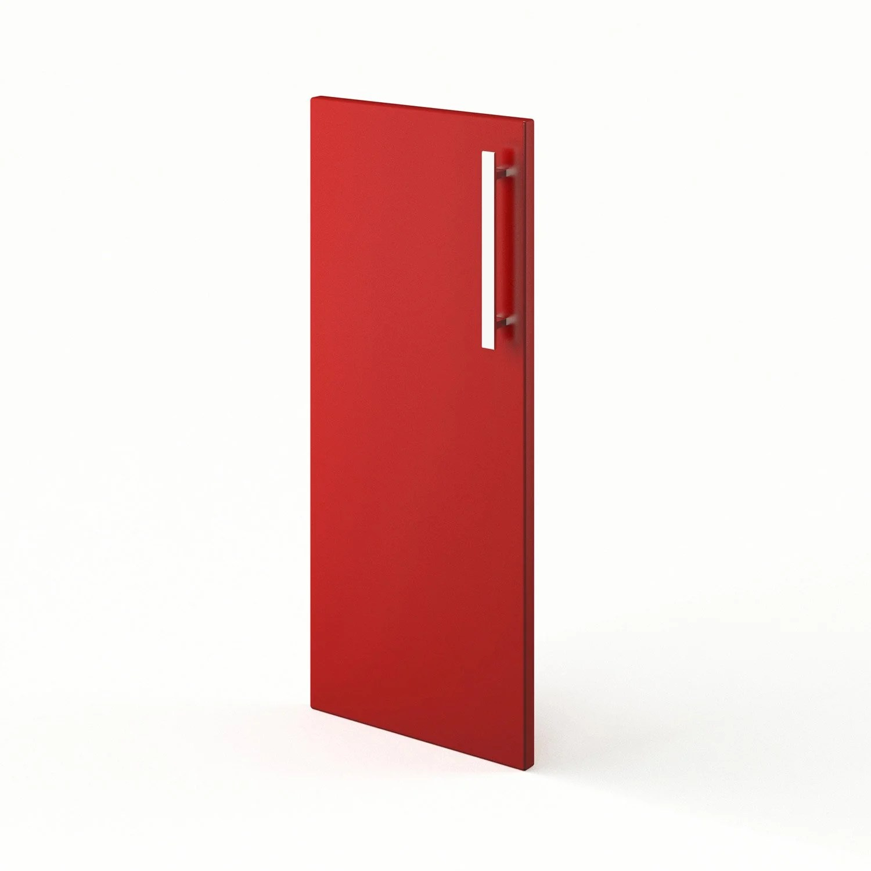 porte de cuisine rouge delice l 30 x h 70 cm