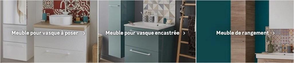 Meuble De Salle De Bain Meuble Vasque Miroir Colonne Rangement Au Meilleur Prix Leroy Merlin