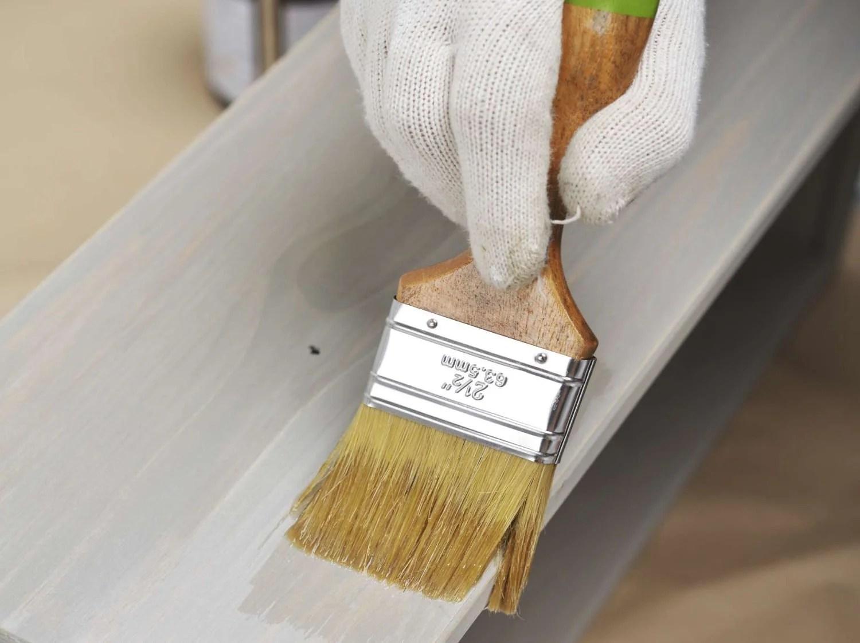 comment nettoyer une cuisine en bois encrassée