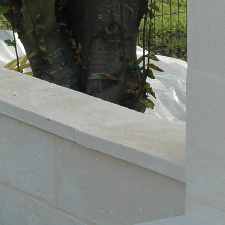 Couvre Mur Beton Plat