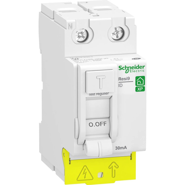 Interrupteur Diffrentiel SCHNEIDER ELECTRIC 30 MA 63 A
