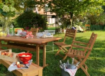 Comment Nettoyer Un Salon De Jardin En Teck | Salon Jardin Teck Idée ...
