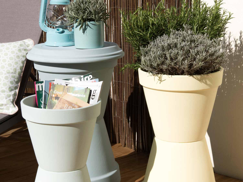 Vasque De Jardin En Terre Cuite | Deco Jardin La Redoute