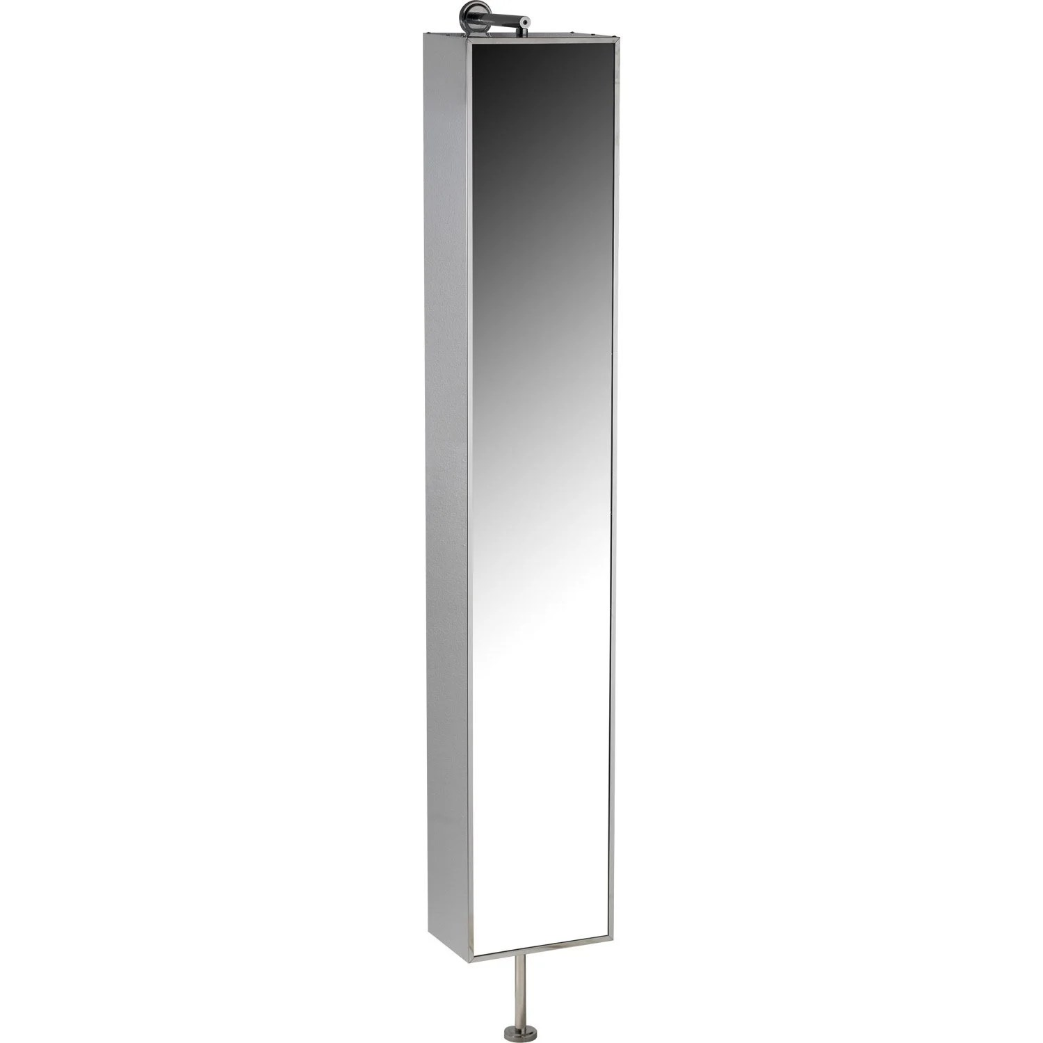 armoire de toilette imitation metal l 30 cm urban