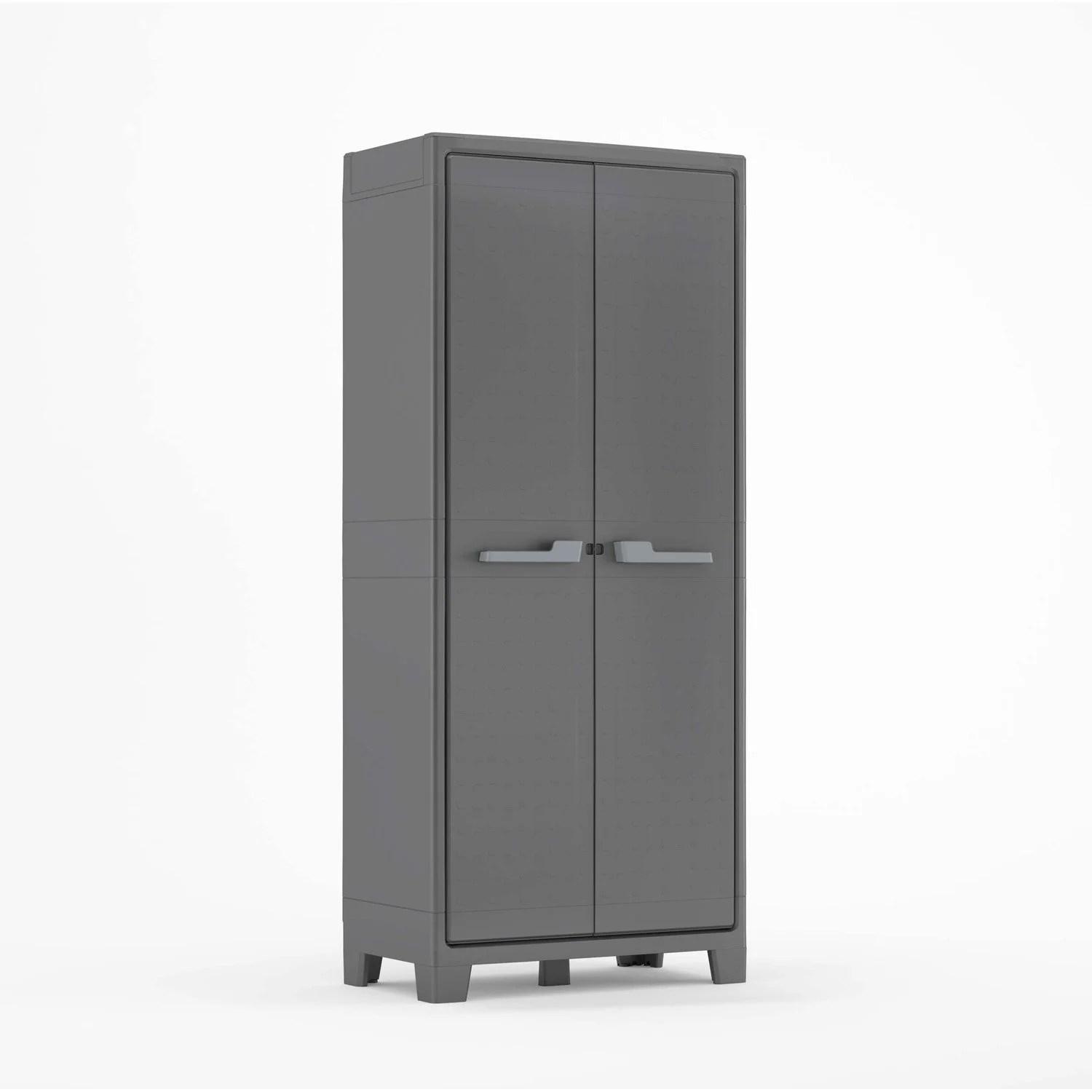 armoire rangement exterieur leroy