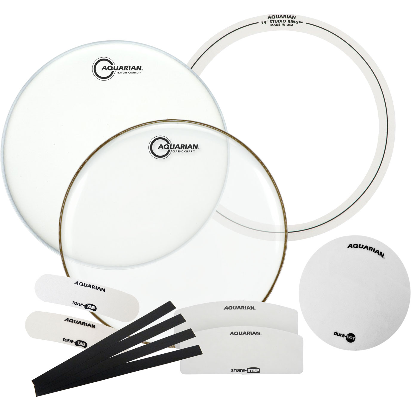 hight resolution of  aquarian ultimate snare drum tune up kit
