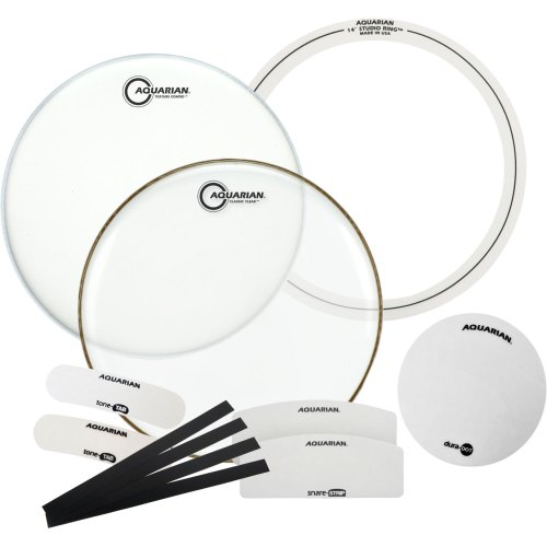 small resolution of  aquarian ultimate snare drum tune up kit