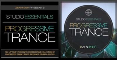 Studio Essentials - Progressive Trance