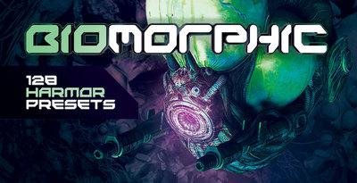 Biomorphic: 128 Harmor Presets