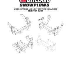 blizzard snowplow 800hd specifications [ 791 x 1024 Pixel ]