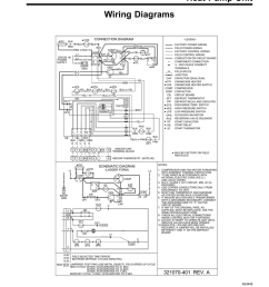 38yca ycn heat pump unit wiring diagrams [ 791 x 1024 Pixel ]