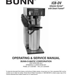 bunn icb dv service manual [ 791 x 1024 Pixel ]