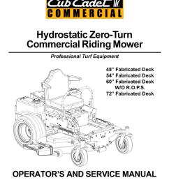 cub cadet tank m48 service manual [ 791 x 1024 Pixel ]