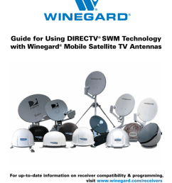 guide for using directv swm technology with winegard [ 791 x 1024 Pixel ]