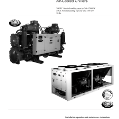 Carrier 30hxc Chiller Wiring Diagram Chinese Atv 250cc 30gx080 265 Specifications Manualzz Com