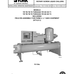 york yr specifications manualzz com air compressor wiring diagram johnson controls phas on  [ 791 x 1024 Pixel ]