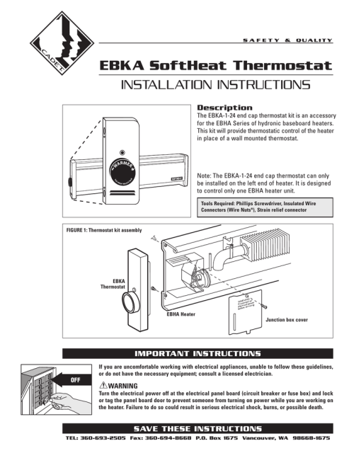 small resolution of ebka softheat thermostat