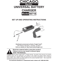 chicago electric 66718 operating instructions manualzz comchicago battery charger wiring schematic 18 [ 791 x 1024 Pixel ]