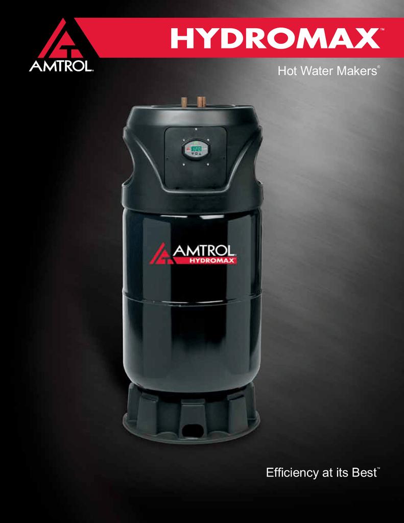 Amtrol Hot Water Maker : amtrol, water, maker, Amtrol, TD-41Z, Manual, Manualzz