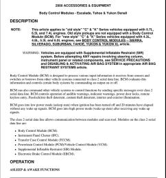 cadillac 2000 escalade owner s manual [ 791 x 1024 Pixel ]
