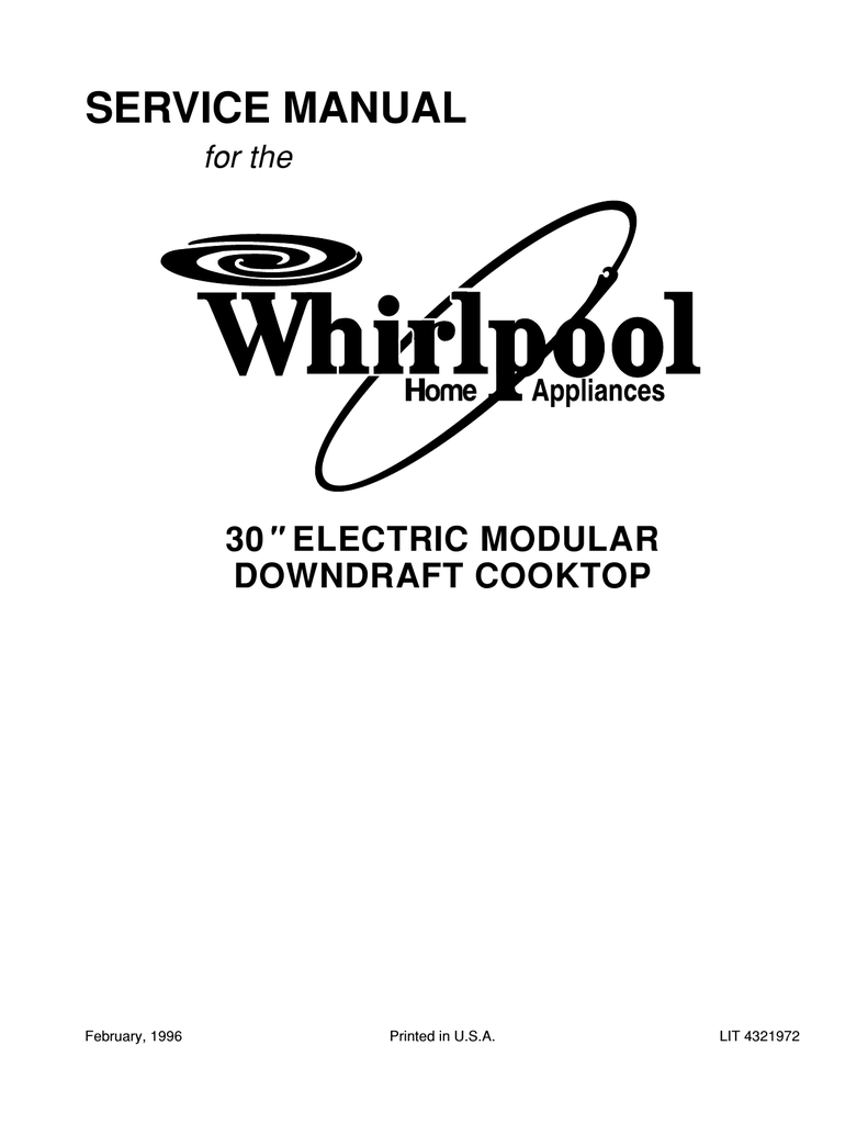 Whirlpool 30