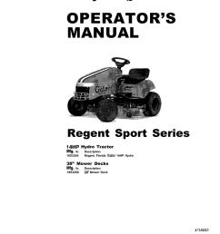 simplicity regent 1693264 operator s manual [ 792 x 1024 Pixel ]