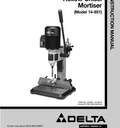 delta 14 651 instruction manual [ 791 x 1024 Pixel ]