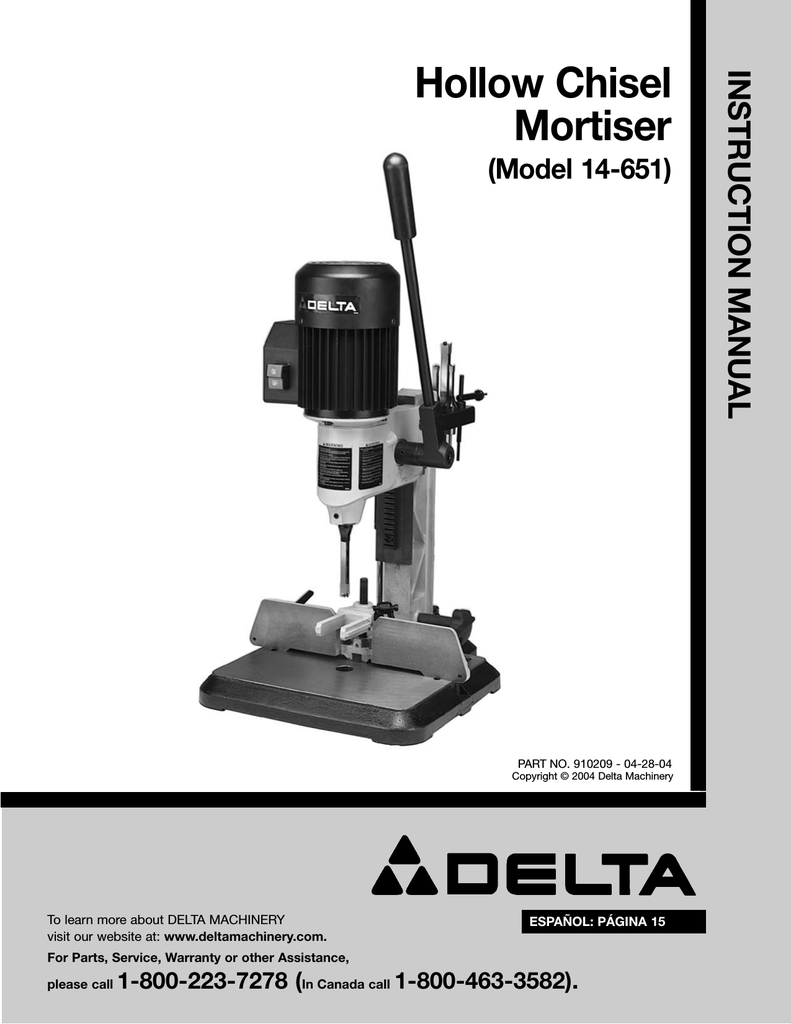 medium resolution of delta 14 651 instruction manual