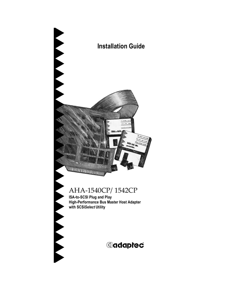 ADAPTEC 1540CP-1542CP DRIVER FOR WINDOWS