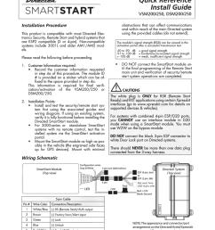 directed electronics smart start install guide manualzz com wiring diagram viper smartstart source dei remote  [ 791 x 1024 Pixel ]