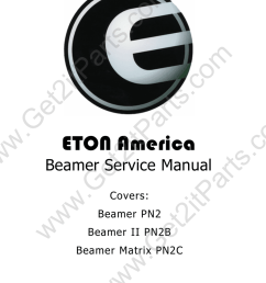 e ton beamer service manual manualzz com eton beamer wiring diagram [ 791 x 1024 Pixel ]