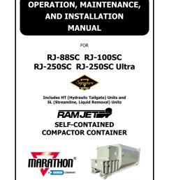 industrial trash compactor wiring diagram [ 791 x 1024 Pixel ]